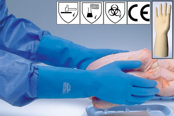 More info on Lightweight Natural Rubber Gloves
