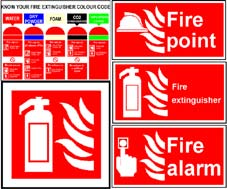 More info on Fire Equipment Signs