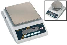 More info on Precision Laboratory Balance - External Calibration