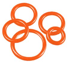 More info on British Standard Metric Silicone 'O' Rings