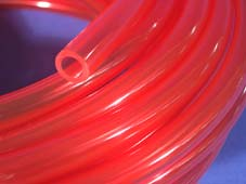 More info on Laboratory PVC Tubing - Translucent Red