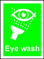 More info on 'Eye Wash' - First Aid Sign